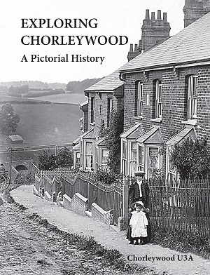Exploring Chorleywood cover