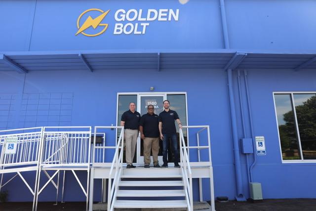 Golden Bolt