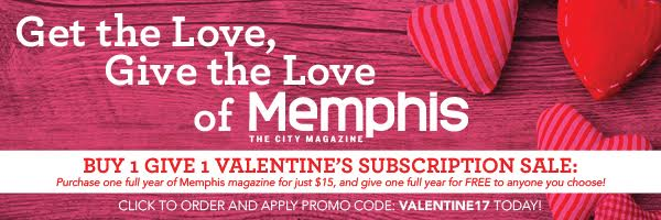 Memphis Valentine's Day Special