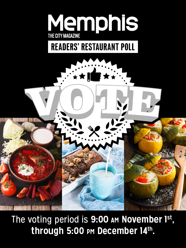 Restaurant Poll voting going on now!