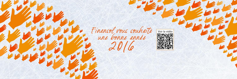 Lettre d'information Finansol, janvier 2016