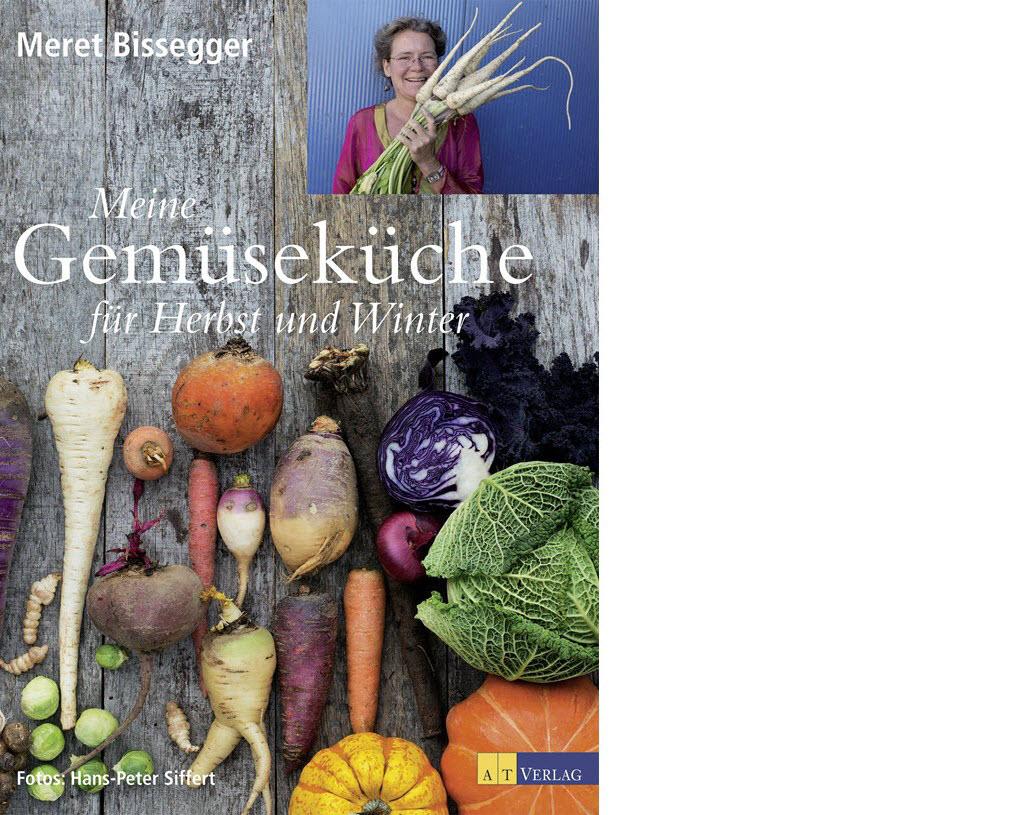 Kochbuch «Gemüseküche für Herbst und Winter» verschenken