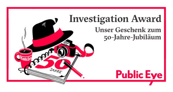 Investigation Award