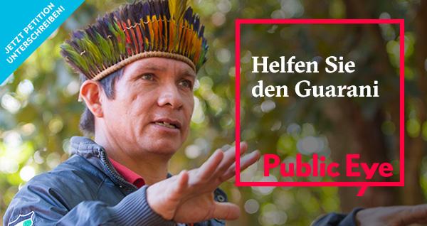 Petition für Guarani