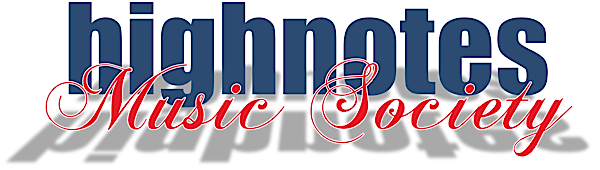 High Notes Music Society logo