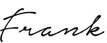 frank laferla email signature