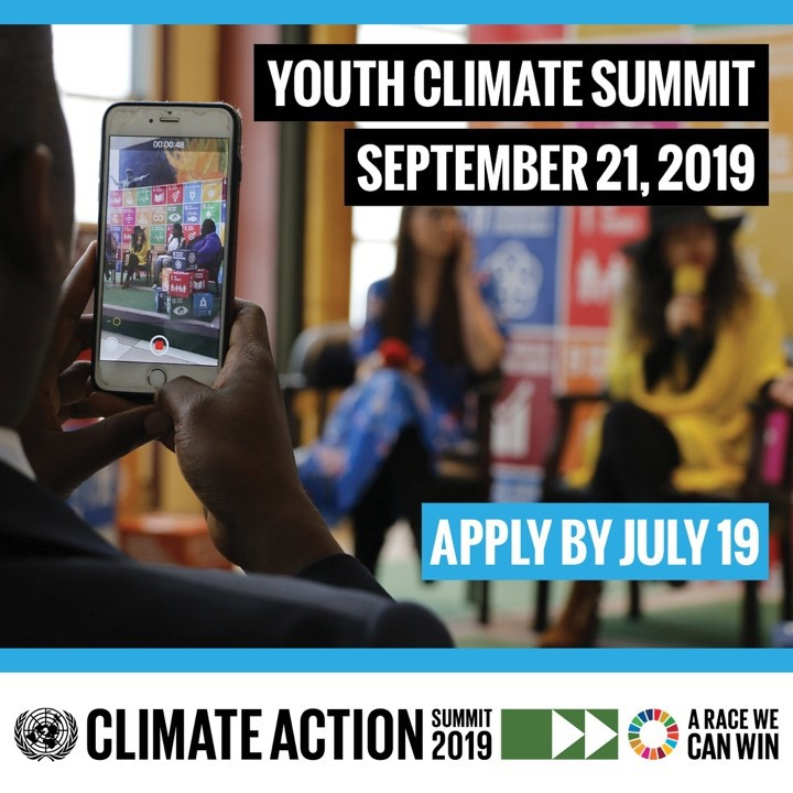 2019 Youth Climate Summit