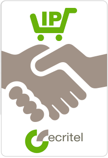 Ecritel devient le premier utilisateur de la place de marché