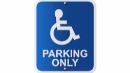 Q&A Disabled parking