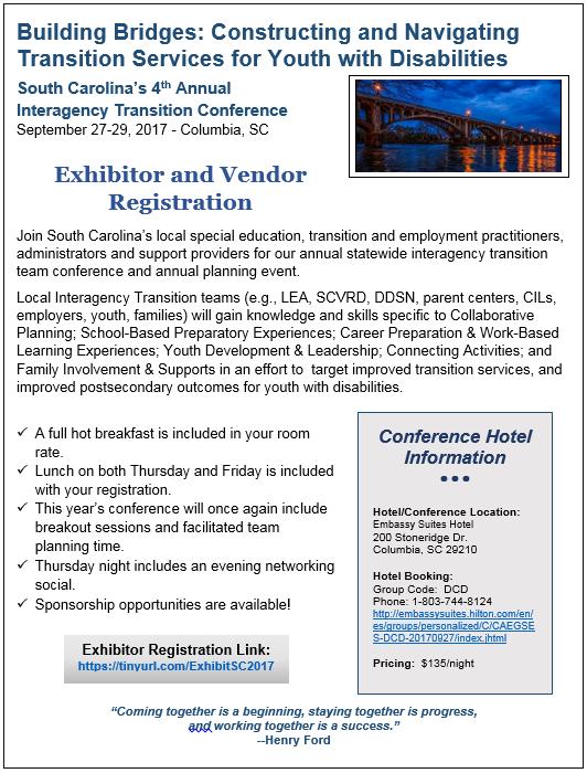 Conference Registration Poster