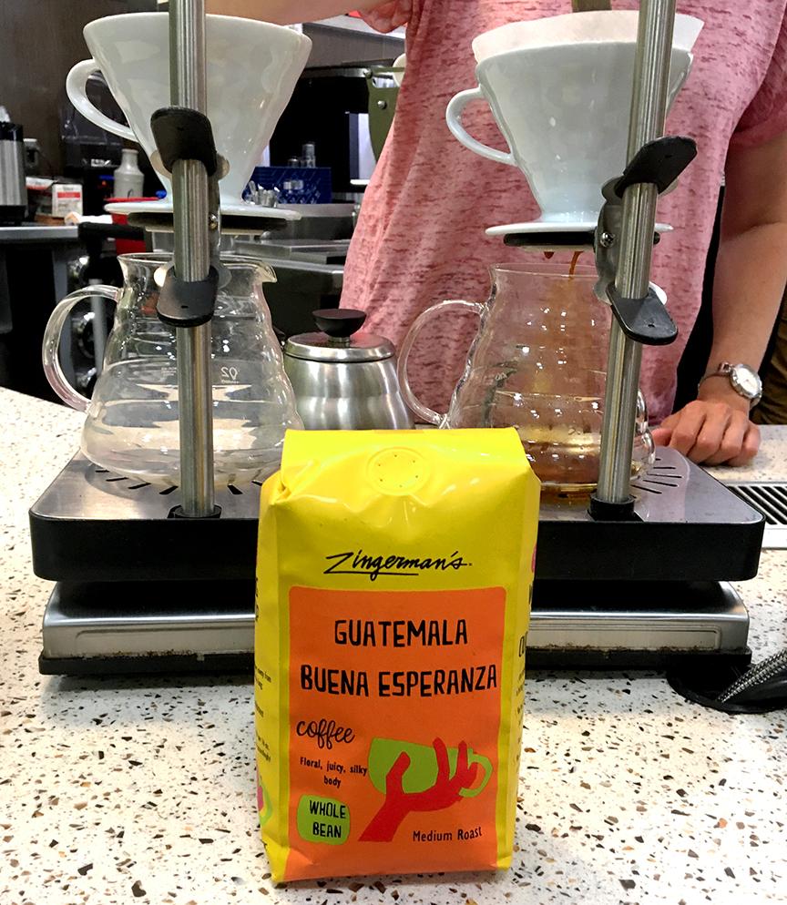 Guatemala Buena Esperanza Whole Bean Coffee