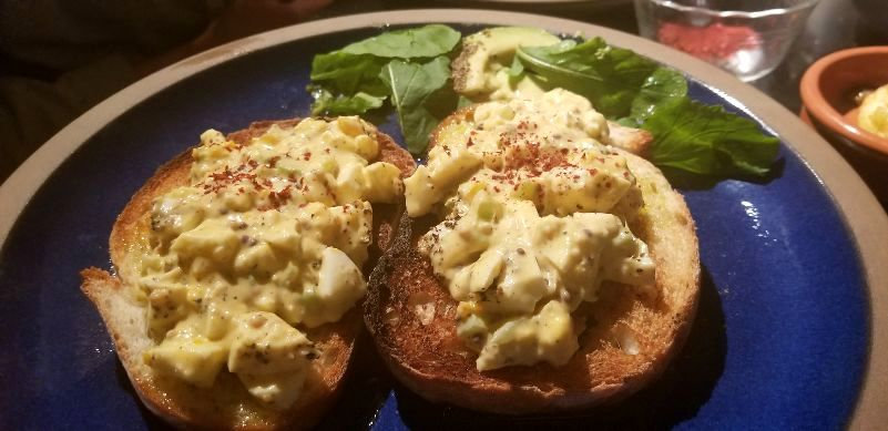 Tammie's Excellent New Egg Salad