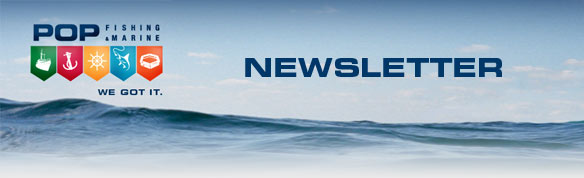 POP Fishing & Marine Email Newsletter