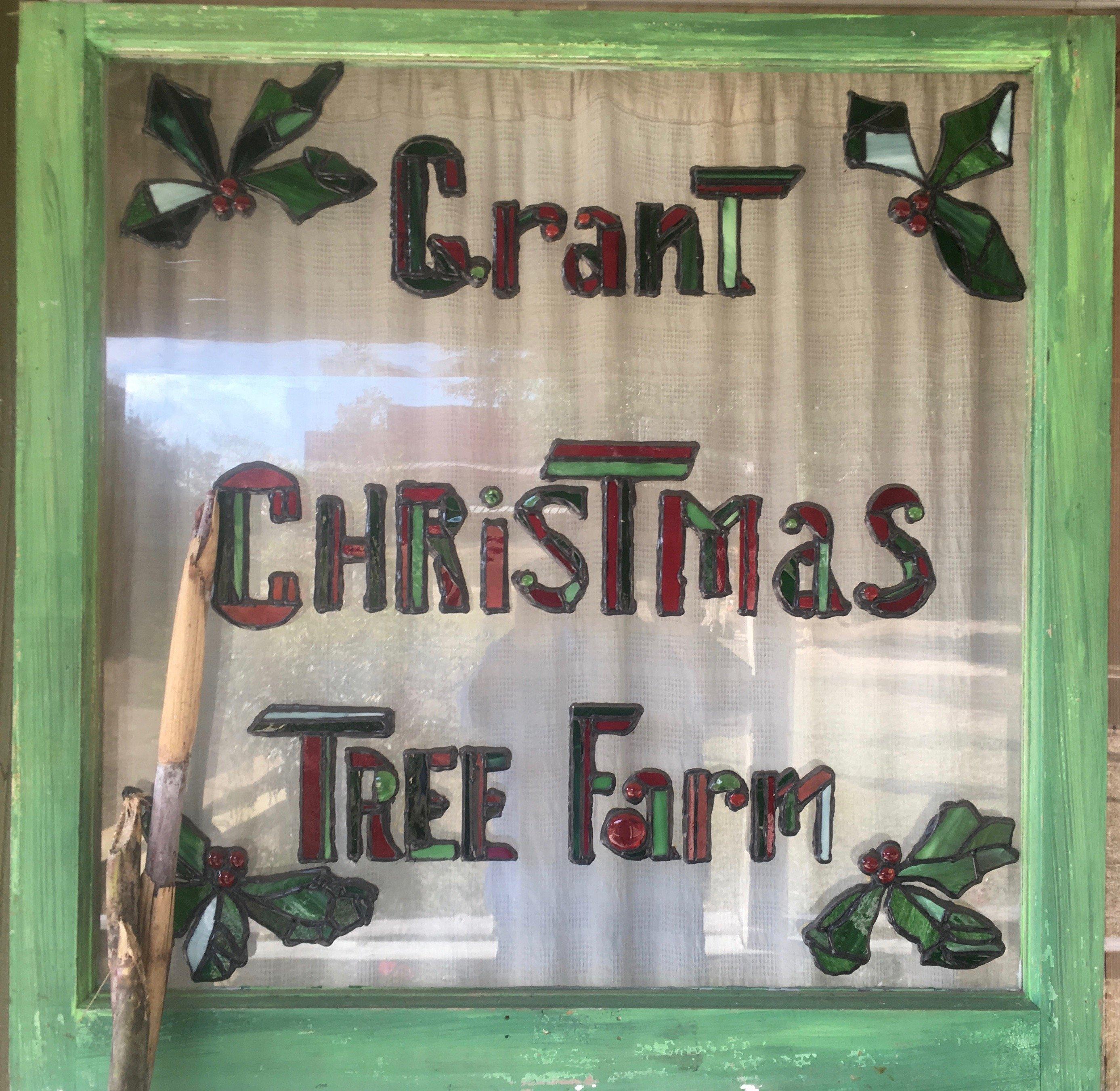 Grant Christmas Tree Farm