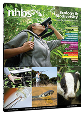 NHBS Ecology & Biodiversity Equipment Catalogue 2016