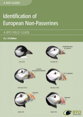 Identification of European Non-Passerines: A BTO Field Guide