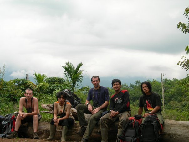 NHBS Blog: Birds of the Indonesian Archipelago: interview with James Eaton and Nick Brickle