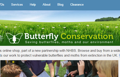 NHBS Blog: Butterfly Conservation shop finds a new home at NHBS