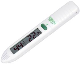 ETI Hygro-Thermo Pocket-Sized Hygrometer