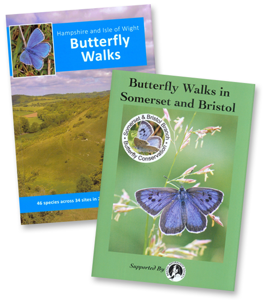Butterfly Walk Guides