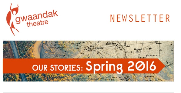 Gwaandak Newsletter