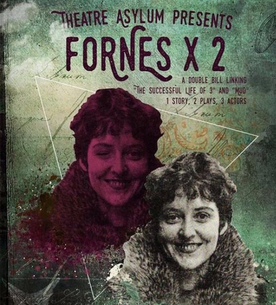 Michelle Latimer in Fornes x 2