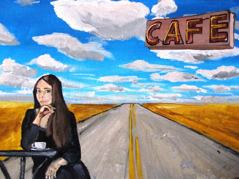Café Daughter