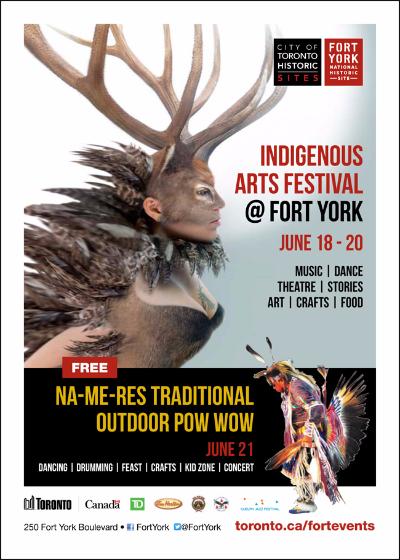Fort York Indigenous Arts Festival