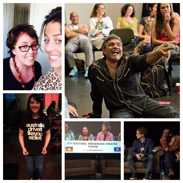 Australian National BlackFulla Theatre Forum