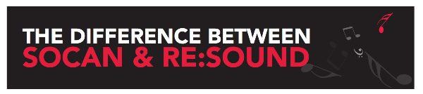 SOCAN vs RE:SOUND