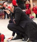Mask Dancing Workshop