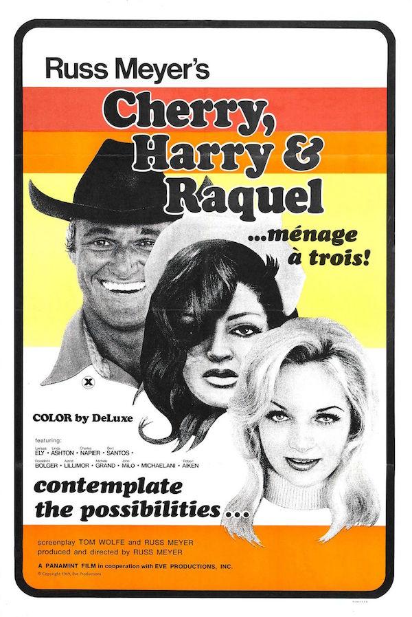 Cherry Harry Raquel