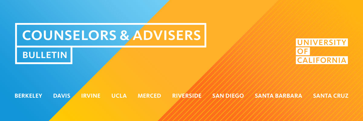 Counselors and Advisers Bulletin
