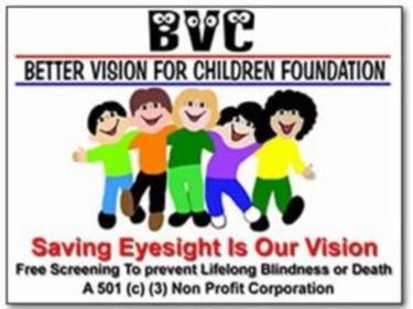 Better Vision for Children