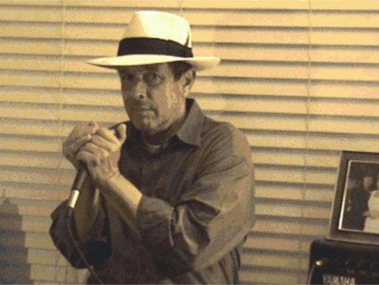 Papa J, President OC Blues Society