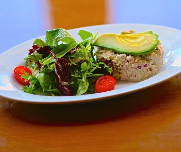 Crab Meat Salad & Avocado