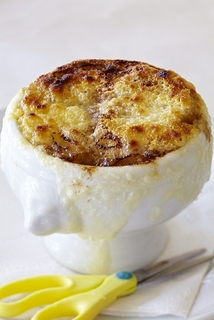 Oven Baked French Onion Soup at Pomme Frite