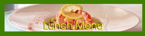 Pomme Frite's Lunch Menu on Our New Website