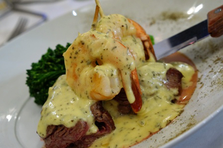 """Pomme Frite's Mixed Grill """"Surf & Turf"""" on Mother's Day Menu"""