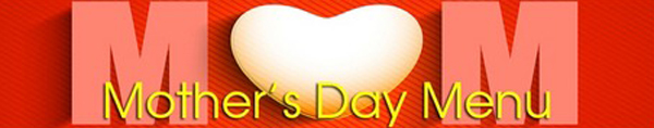 Pomme Frite has a special Mother's Day Menu!