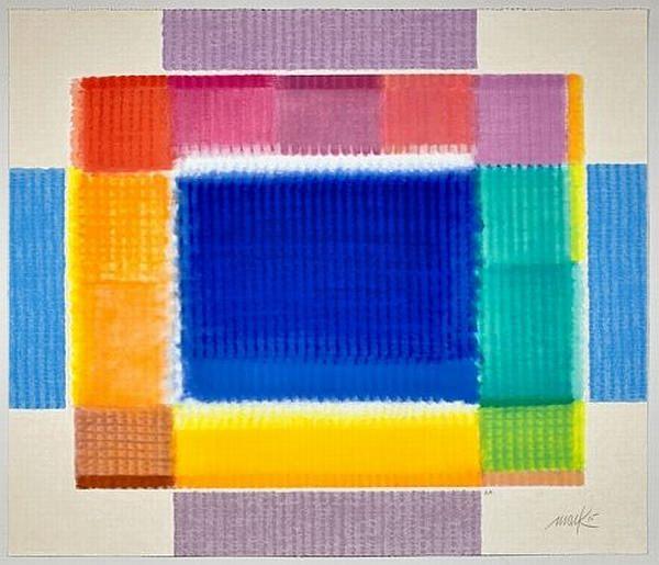 Heinz Mack Colour Frame