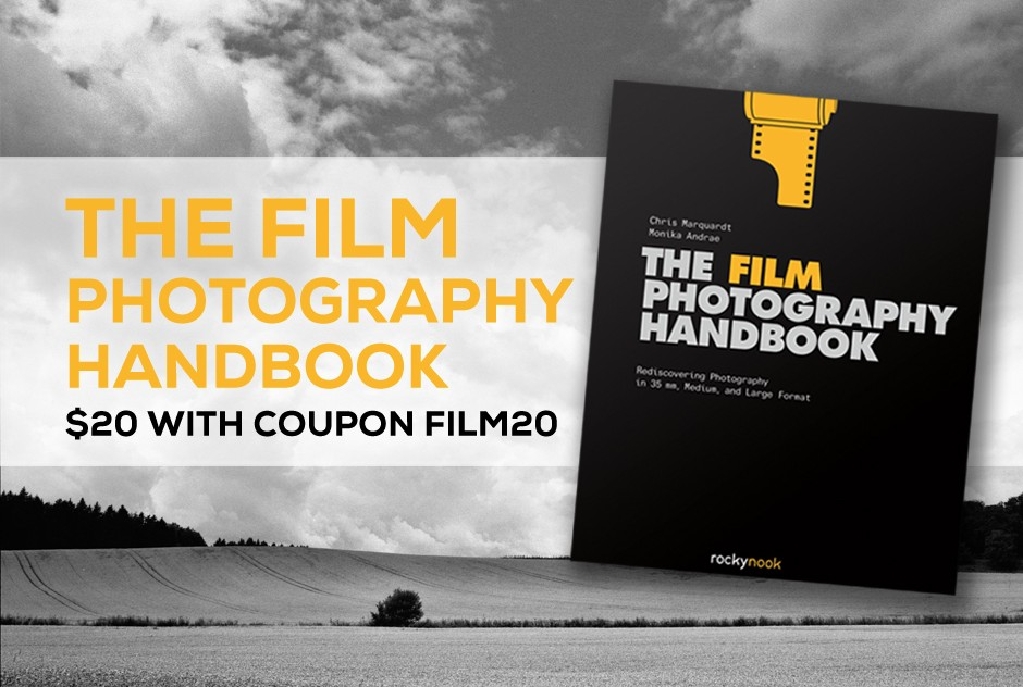 Download The Film Photography Handbook for $20!