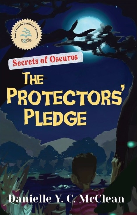 Front Cover of the Protectors' Pledge