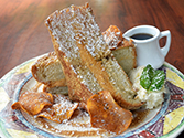 Inner Harbor French Toast of the Month