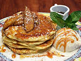Roland Park Pancake of the Month