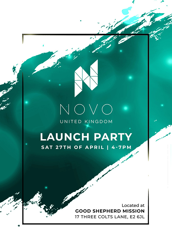 Launch party // RSVP today!