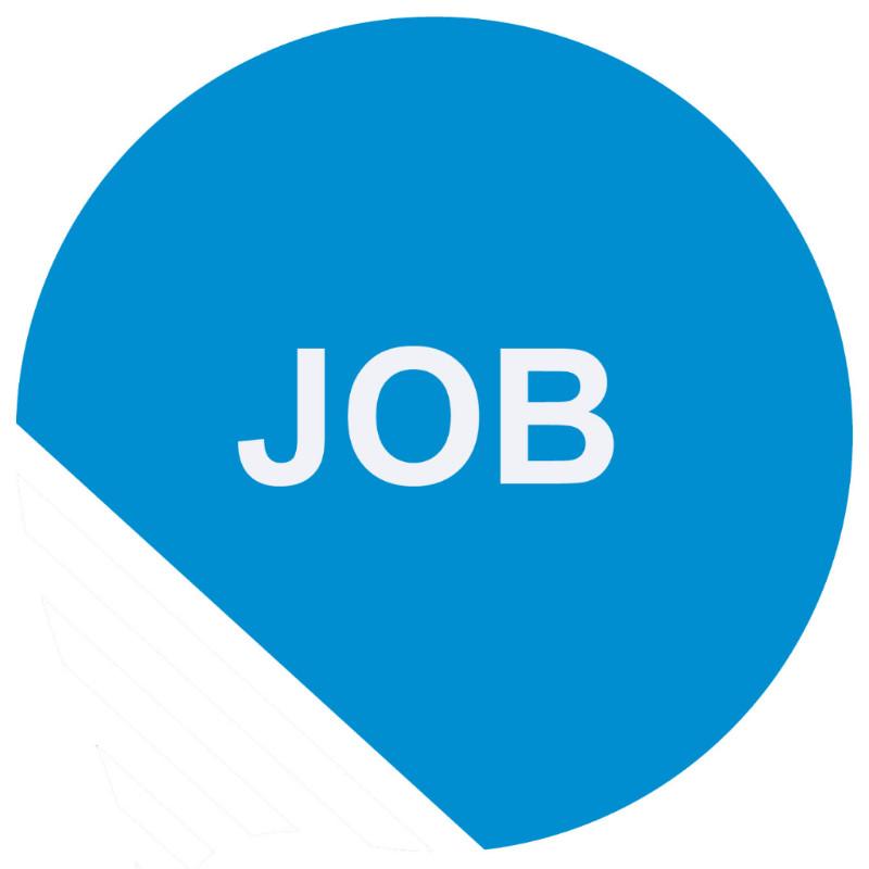 EDF's logo for job vacancies