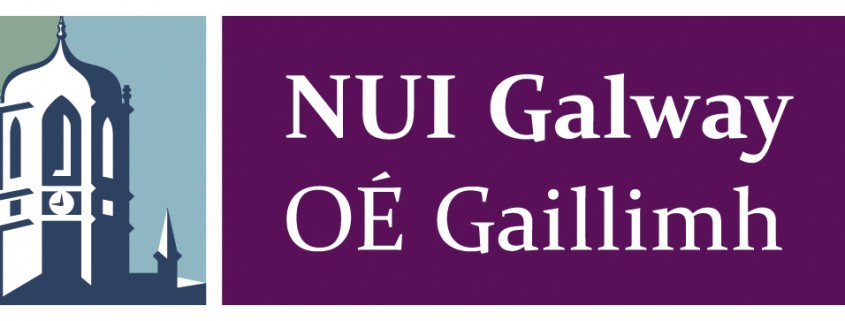 Logo of the University of Ireland in Galway