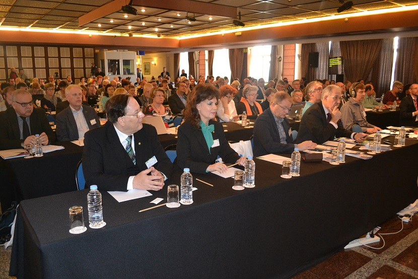 Participants of the conference in Malta