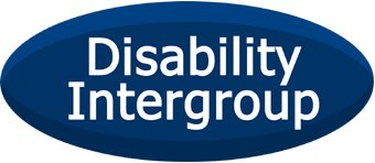 Logo of the Disability Intergroup
